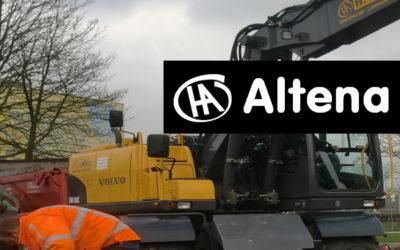 Veelzijdige nieuwe deelnemer Altena
